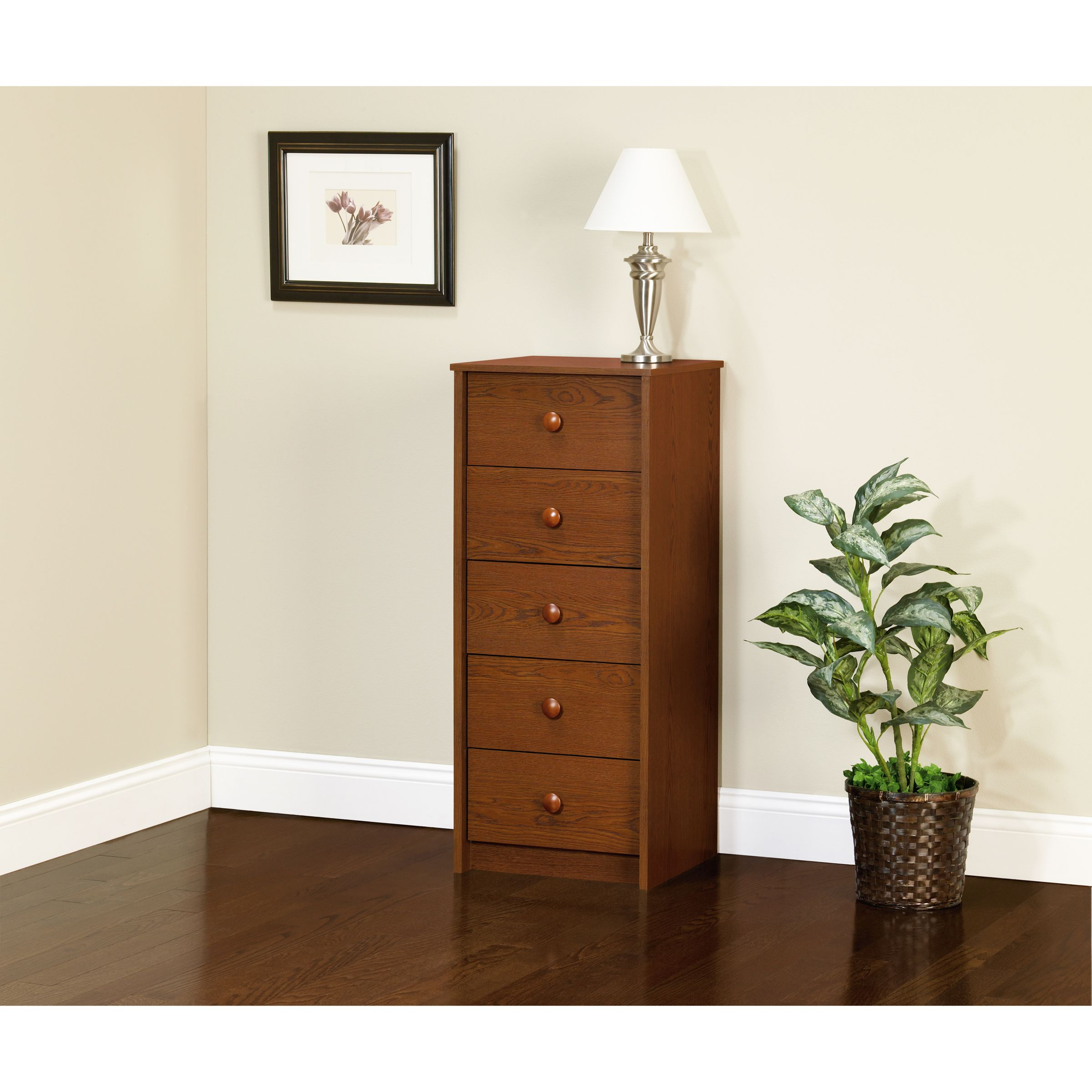 Belmont Lingerie Chest-Walnut