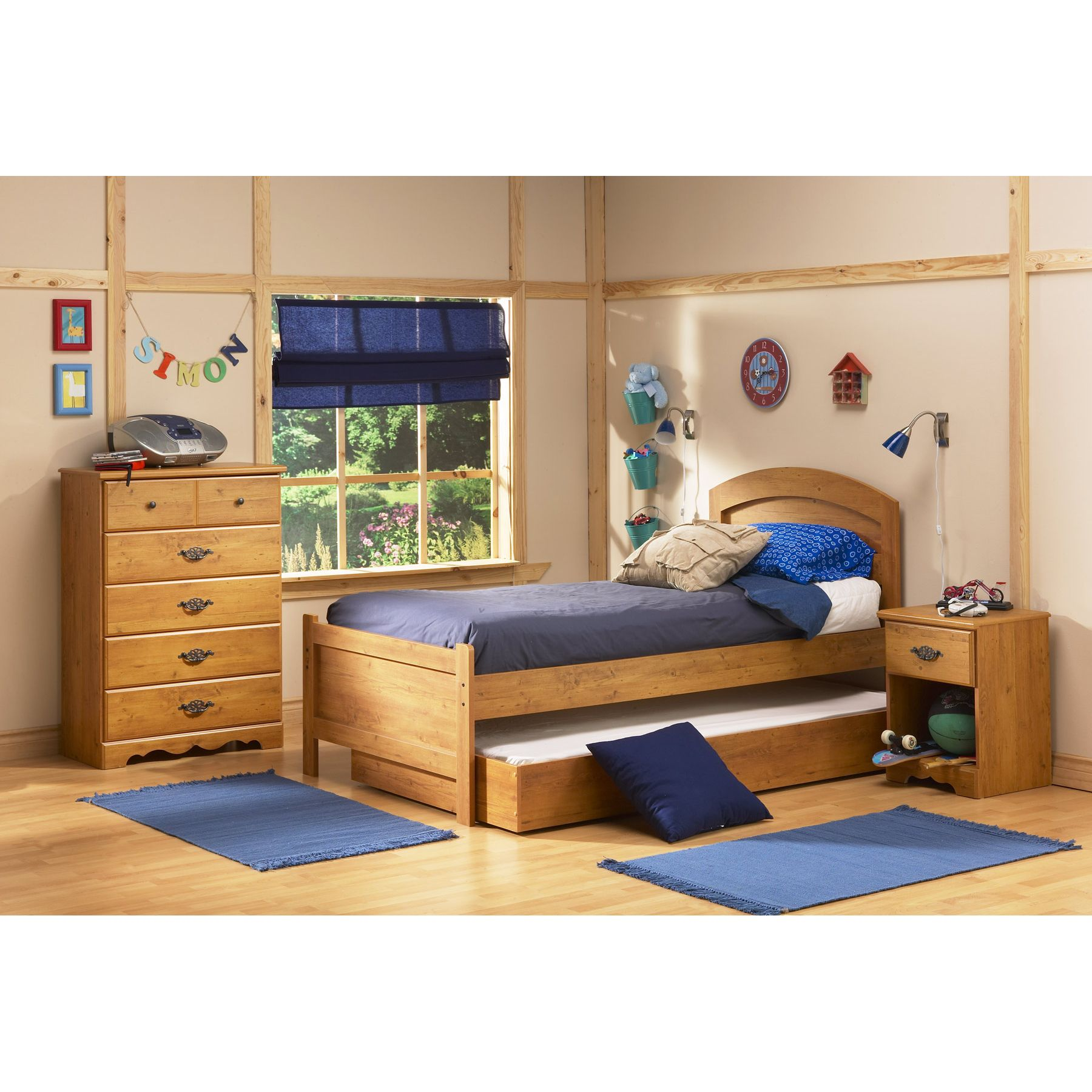 South Shore  Kids Bed