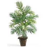 Nearly Natural Areca Palm w/Wicker Basket at Kmart.com