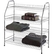 Neu Home 4-Tier Storage Shelf 4-Tier at Sears.com