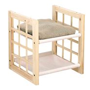 Neu Home Wood Frame Storage Rack at Kmart.com