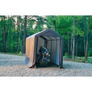 Shelter Logic 6x12x8 Shed in a Box - Grey at Sears.com