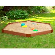 Frame It All 7'x8' Hexagonal Sandboxes at Kmart.com