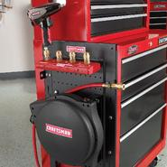Craftsman CLOSEOUT! Air Tool Organizer Bar for Pegboards at Craftsman.com