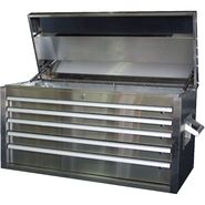 "41"" 5-Drawer Protect-It® Stainless Steel Tool Chest - Classic at Kmart.com"