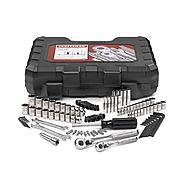 Craftsman 94 pc. Easy-To-Read Mechanics Tool Set at Craftsman.com
