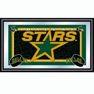 Trademark NHL Dallas Stars Jackets Framed Team Logo Mirror at Kmart.com