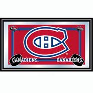 Trademark NHL Montreal Canadians Framed Team Logo Mirror at Kmart.com