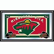 Trademark NHL Minnesota Wild Framed Team Logo Mirror at Kmart.com
