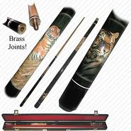 Trademark Bengal Tiger Billiard Hardwood Pool Cue Stick at Kmart.com