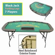 Trademark Professional Blackjack table with Folding Legs at Kmart.com