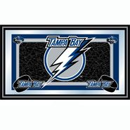 Trademark NHL Tampa Bay Lightning Framed Team Logo Mirror at Kmart.com