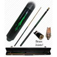 Trademark Emerald Green Billiard Hardwood Pool Cue Stick at Kmart.com