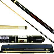 Trademark Black Royal Family Poker Billiard Hardwood Pool Cue Stick at Kmart.com