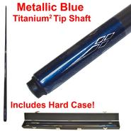 Trademark Metallic Blue Billiard Titanium Pool Cue Stick at Kmart.com
