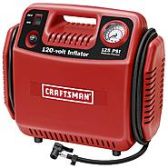 Craftsman 120V Portable Inflator at Kmart.com