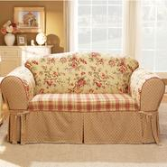 Sure Fit Loveseat Slipcover - Lexington at Sears.com