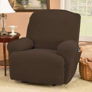 Sure Fit Recliner Slipcovers - Stretch Honeycomb Coffee at Sears.com