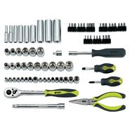 Craftsman Evolv - Juego de 77 piezas Mechanics Tool Set at Sears.com
