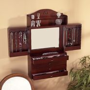 Southern Enterprises Wall-Mount Jewelry Armoire at Sears.com