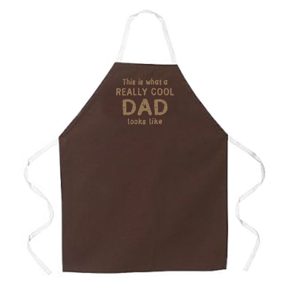 Attitude Aprons  Really Cool Dad