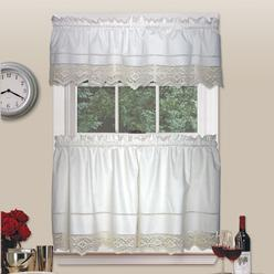 Country Living Heirloom Crochet Valance
