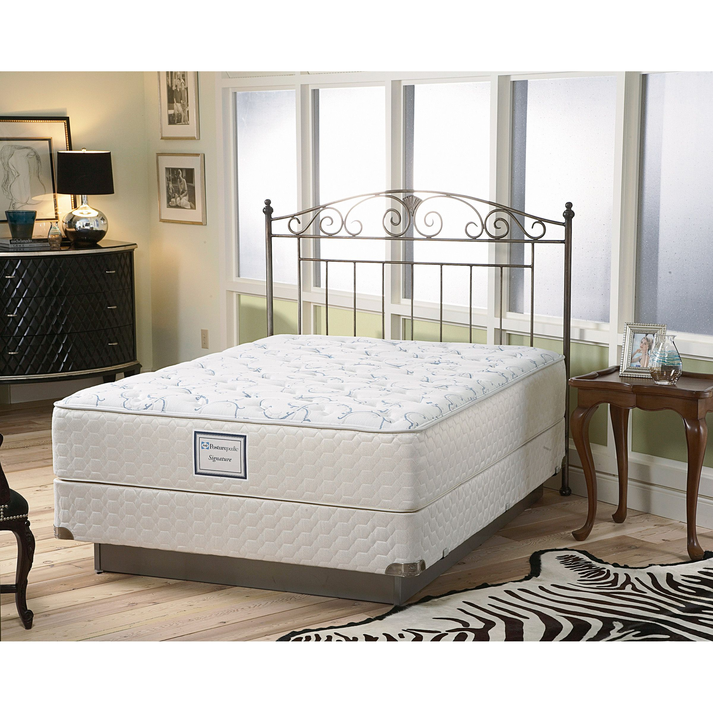 Sealy Posturepedic Posturepedic Candle Glow Cushion Firm II King Mattress Only