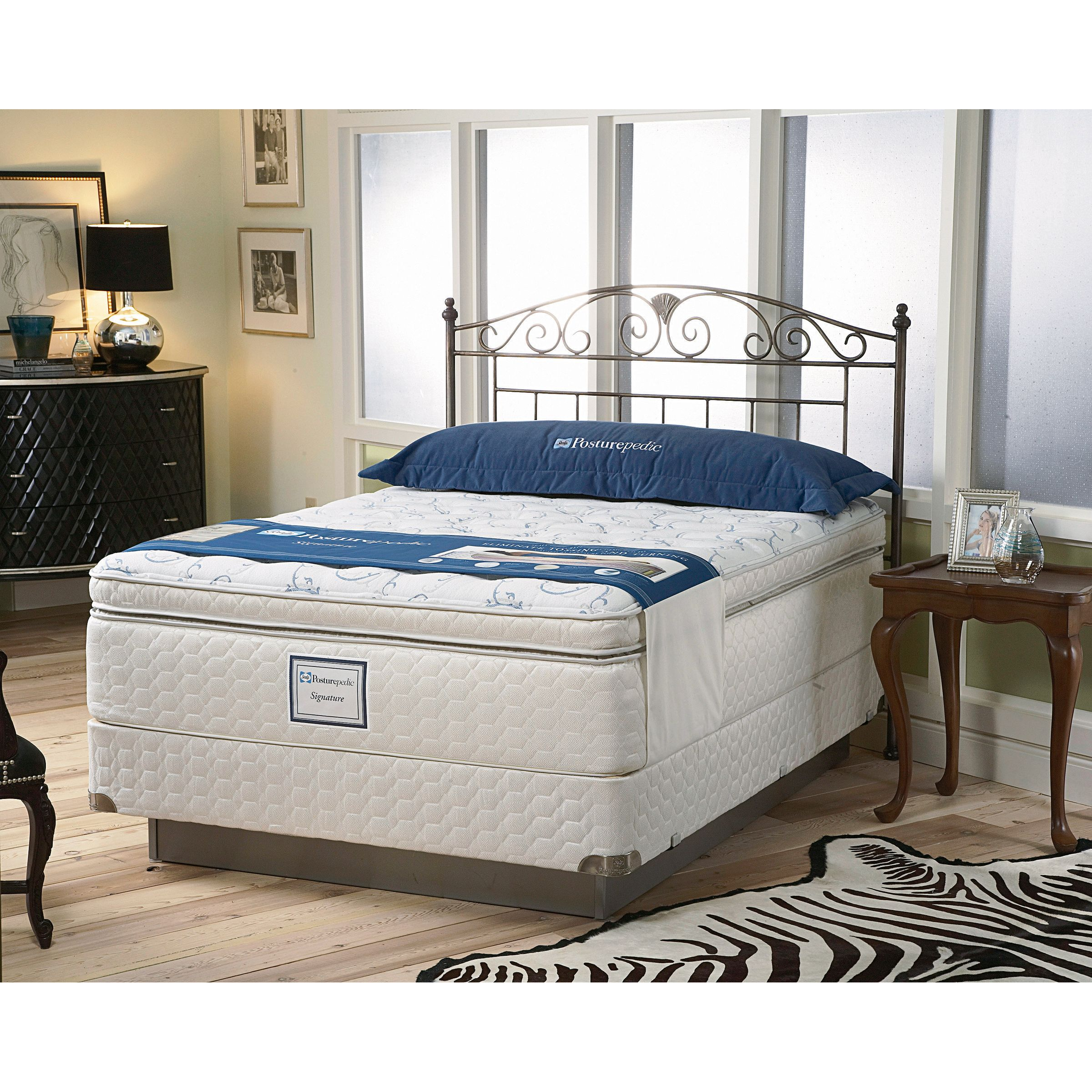 Saint Cloud Luxury Firm Boxtop I Queen Mattress