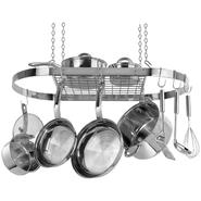 Range Kleen Stainless Steel Oval Pot Rack at Sears.com