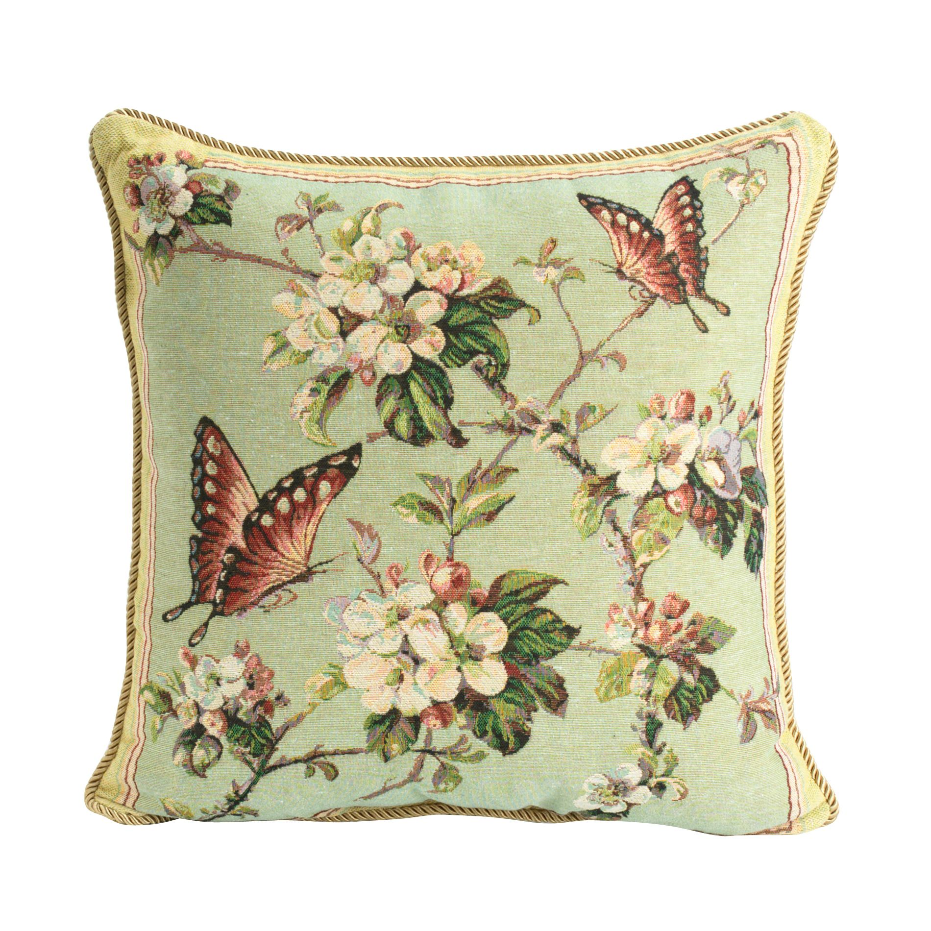 Decorative Pillows Kmart : Essential Home Butterfly Tapestry Decorative Pillow - 20in. x 20in. - Home - Home Decor ...