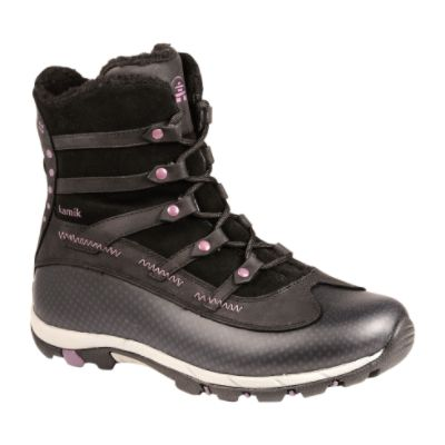 Kirkwood Womens Weather Boot - Black