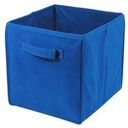 Essential Home Blue Non Woven Bin at Kmart.com