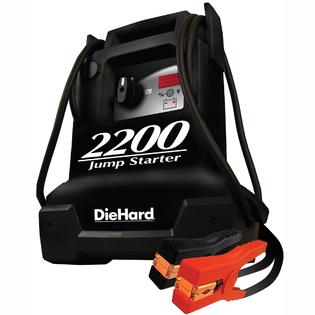 DieHard High Performance Portable Power 2200 with Jump-Starter & DC Power Source at Sears.com