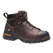"Timberland PRO Men's Briar Endurance 6"" Steel Toe Work Boot 52562 - Brown at Sears.com"