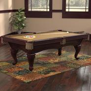 Contender by Brunswick Dalton 8' Slate Pool Table Package - Professional Delivery & Installation Included at Sears.com