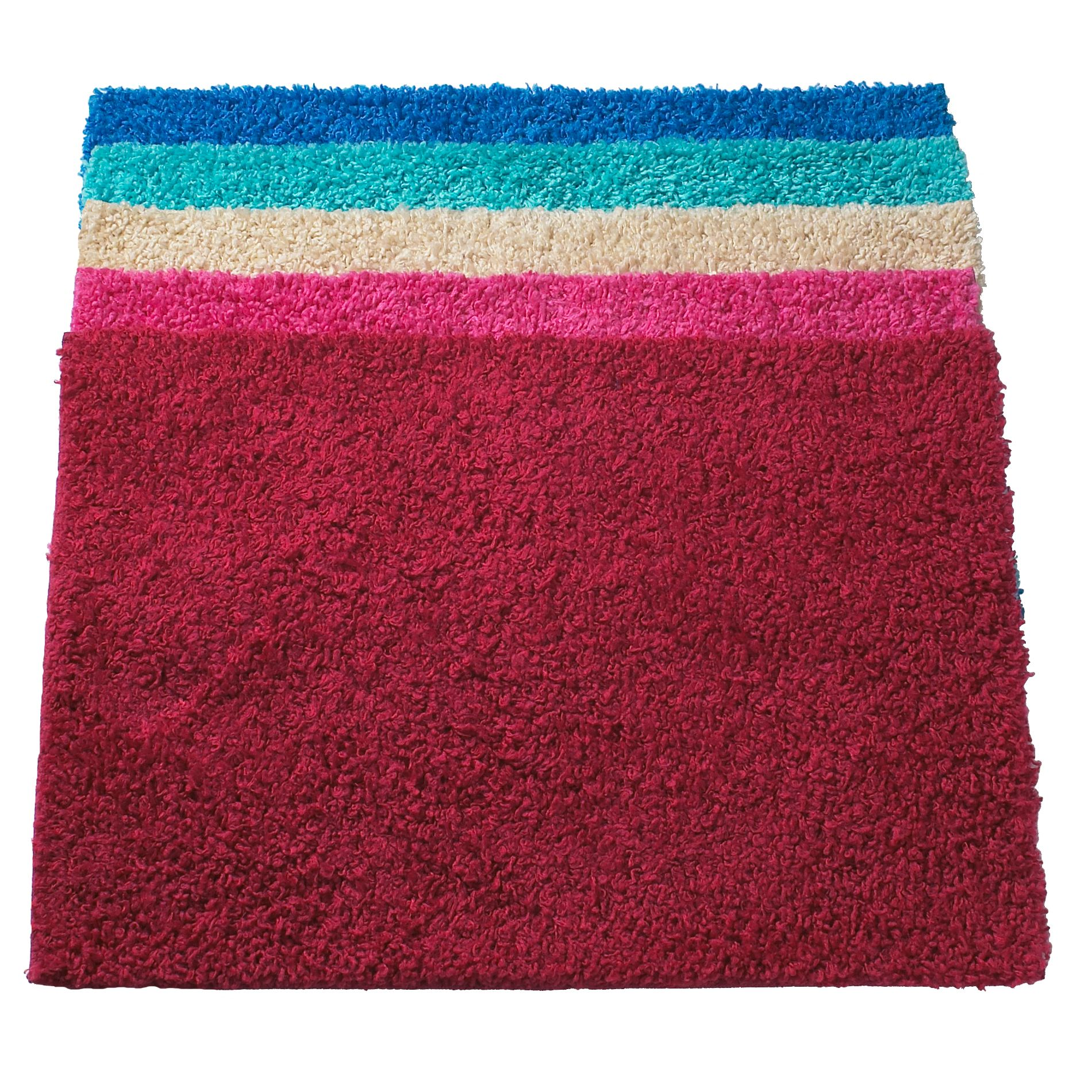 Manor Crinkle Bath Rugs 24 x 40