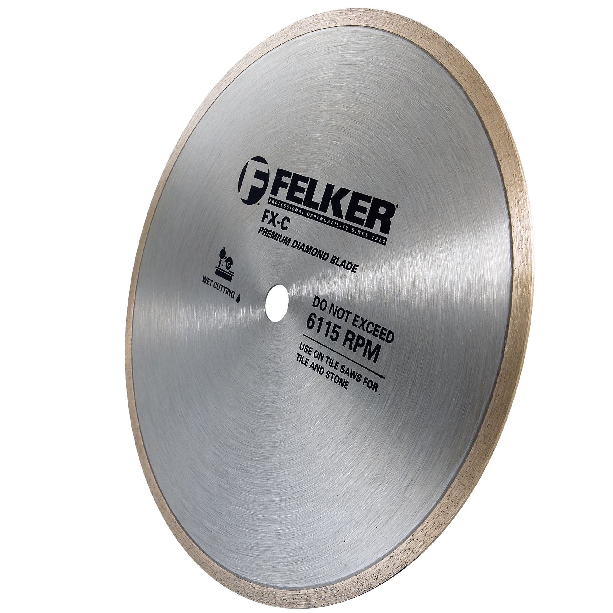 7 in. Tile Saw Blades