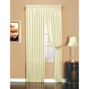 Essential Home Luxury Crushed Faux Silk Window Panel Off White at Kmart.com