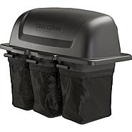 "Craftsman 9 Bushel 3- Bin Soft Bagger for 54"" Deck on Yard & Garden Tractors at Craftsman.com"