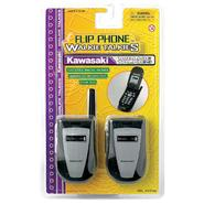 Kawasaki™ Flip Phone Walkie Talkies at Kmart.com
