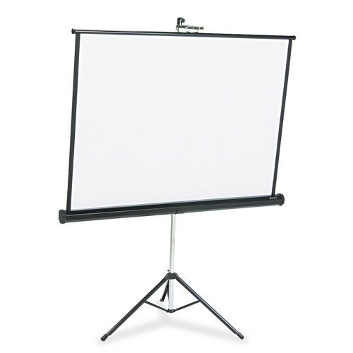 Portable Tripod Projection Screen