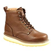 DieHard Men's Leather 6 inch Soft Toe Work Boot 84984 - Brown at Kmart.com