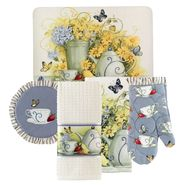 Essential Home Butterflies and Tea Kitchen Linen Collection at Kmart.com