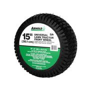Arnold 15 in. x 6 in. Universal Lawn Tractor Front Wheel Kit at Kmart.com