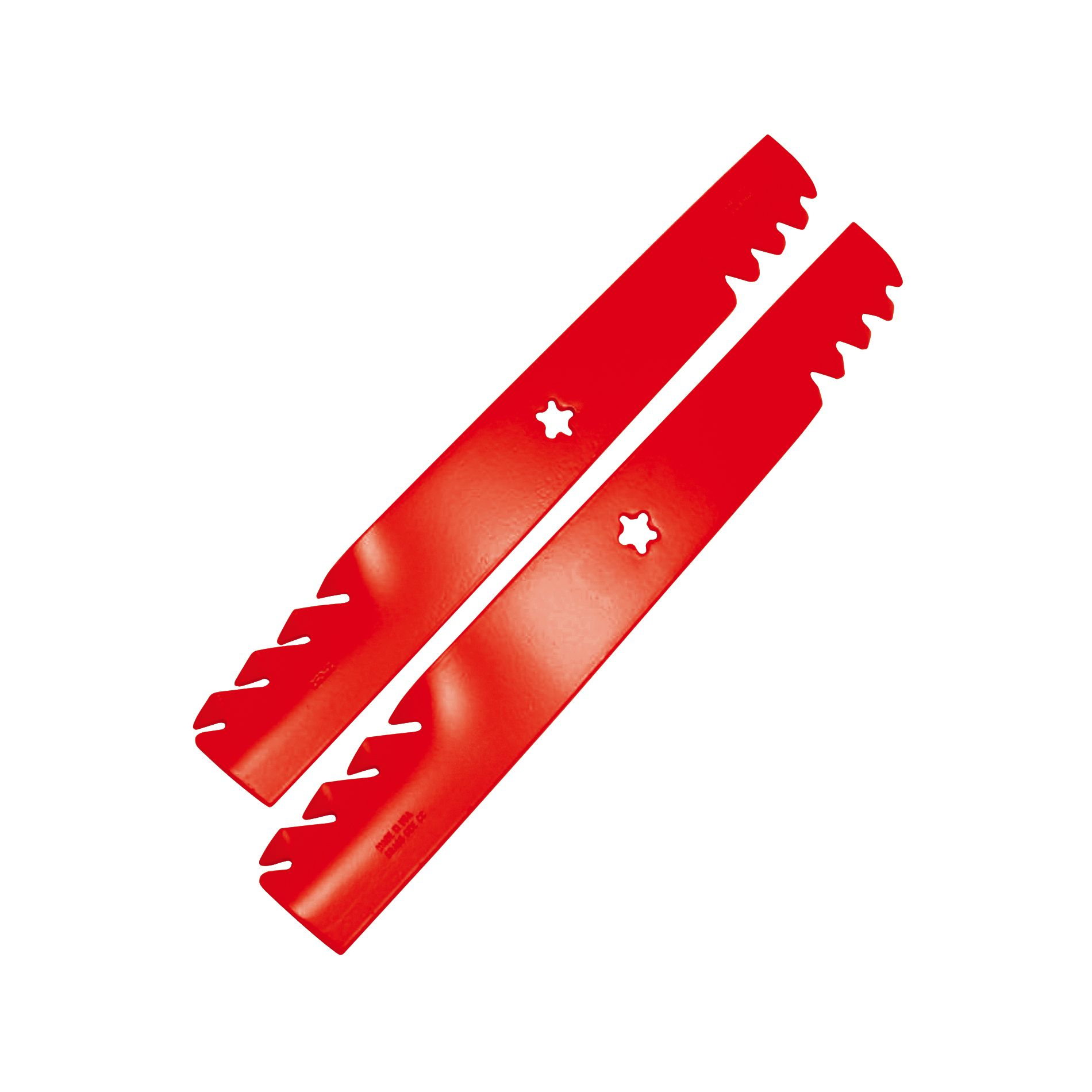 46 in. Advanced Mulching and Bagging Blade Set