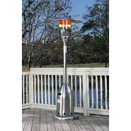 Fire Sense 47,000 BTU Deluxe Stainless Steel LPG Patio Heater at Kmart.com