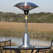 Fire Sense Table Top Round Stainless Steel Infrared Patio Heater at Sears.com