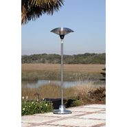Fire Sense Floor Standing Round Stainless Steel Infrared Patio Heater at Sears.com