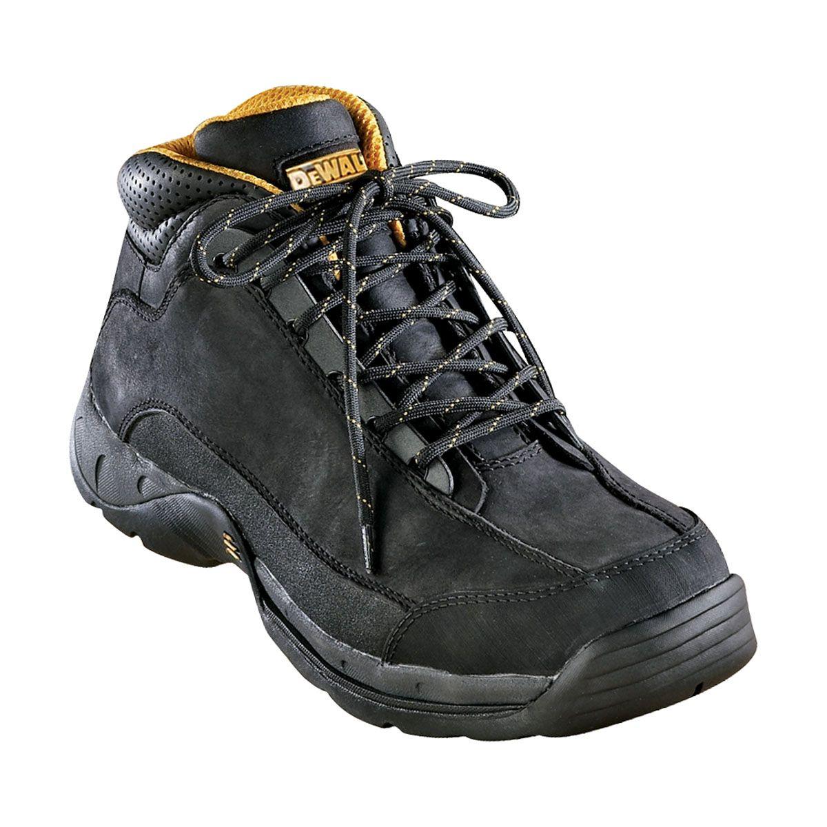 DeWalt Men's Baltimore Black Steel Toe Hiker Boot