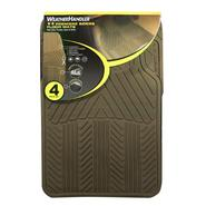 WeatherHandler All Season 4 pc. Rubber Floor Mat Set at Sears.com